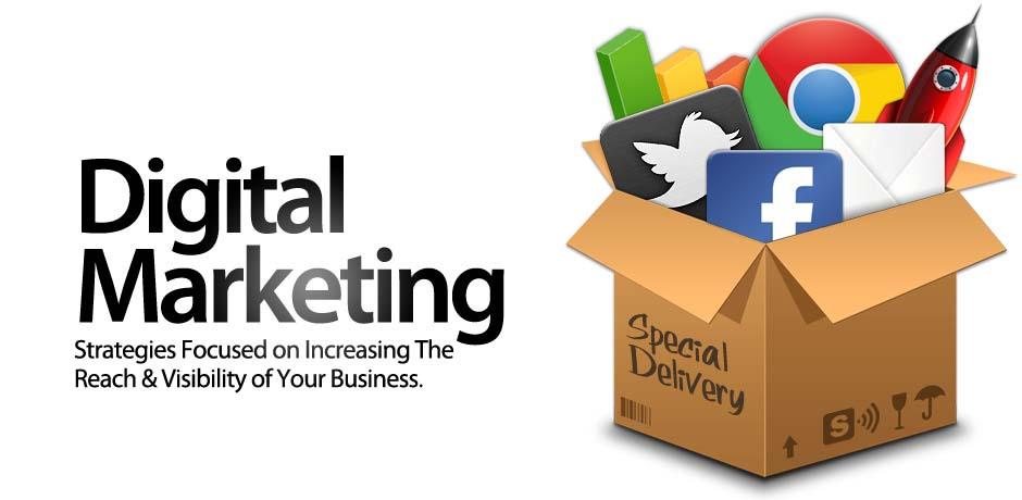 digital marketing strategies for top ranking on SERP's